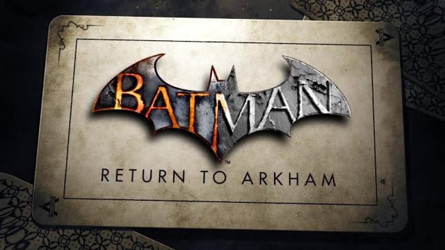 Игры сборника Batman: Return to Arkham  получили обновление под Xbox One X