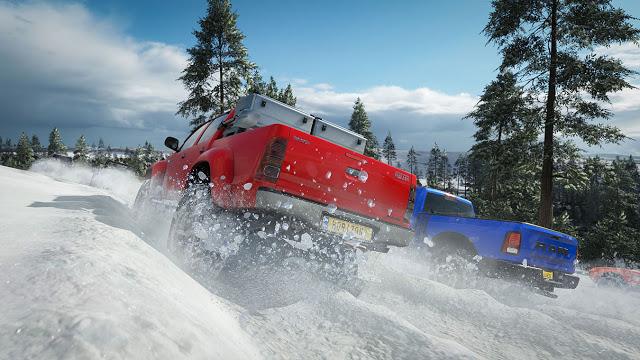 Последний трейлер Forza Horizon 4 перечисляет новые возможности игры