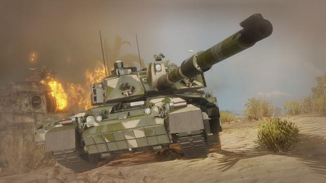 Игра Armored Warfare стала доступна бесплатно на Xbox One