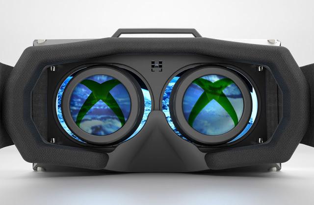 Microsoft приостановила разработку VR-устройства для Xbox One X