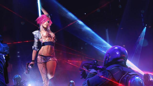 CD Project RED впервые показали геймплей Cyberpunk 2077