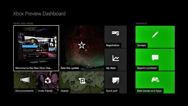 Пользователи Xbox One теперь могут транслировать всю панель инструментов