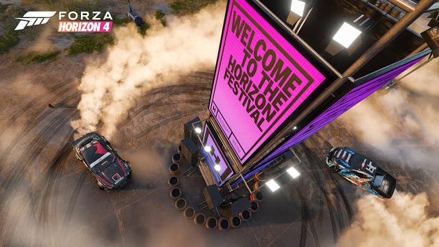 Forza Horizon 4 получила высшие баллы от критиков