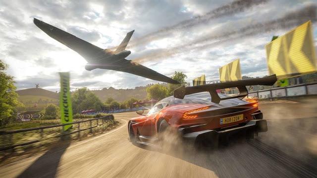 Microsoft объявила системные требования к компьютерам для игры Forza Horizon 4