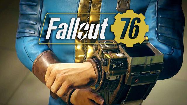 Объявлена дата начала бета-тестирования Fallout 76 на Xbox One