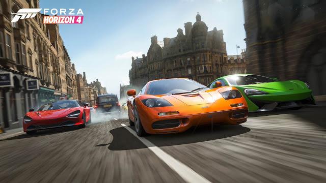 Демо-версия Forza Horizon 4 стала доступна на Xbox One