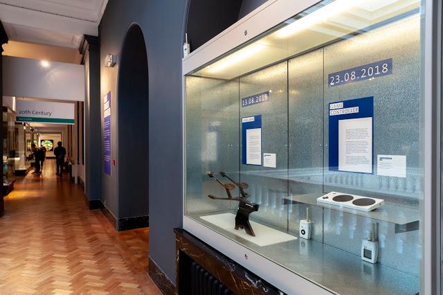 Xbox Adaptive Controller попал в лондонский музей дизайна