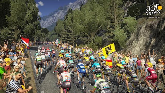 Tour de France 2018 получила средние оценки от журналистов и игроков
