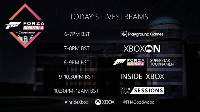 Microsoft проведет 5 трансляций в рамках мероприятия Xbox Inside