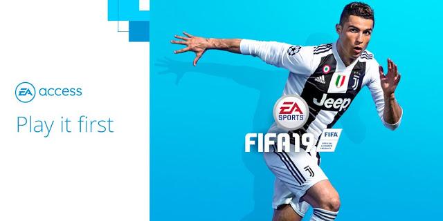 Подписчики EA Access могут играть в Fifa 19 уже сейчас