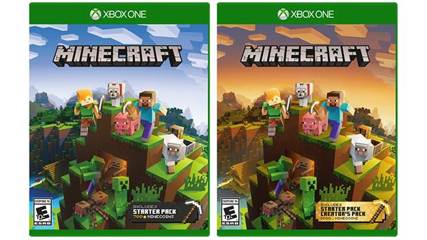 Microsoft выпустит два новых издания Minecraft