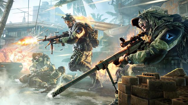 В The Division и Warface можно поиграть бесплатно на Xbox One на этих выходных
