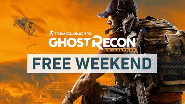 На выходных на Xbox One можно бесплатно играть в Ghost Recon Wildlands и новый режим Destiny 2