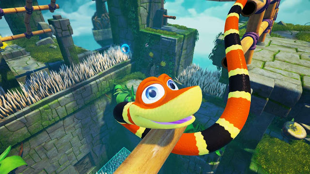 Snake Pass стала доступна бесплатно по подписке Xbox Game Pass