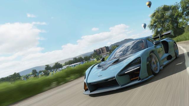 Полный саундтрек игры Forza Horizon 4