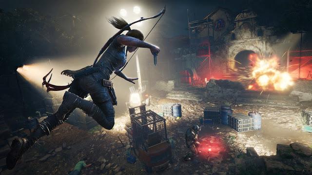 Графический анализ Shadow of the Tomb Raider: сравнение версий для Xbox One и Playstation 4