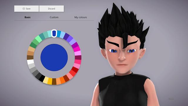 Новая система аватаров на Xbox станет доступна в октябре