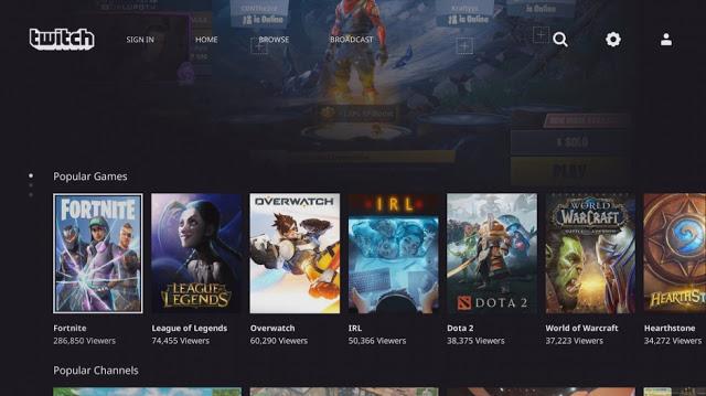Новое приложение Twitch доступно для тестирования на Xbox One