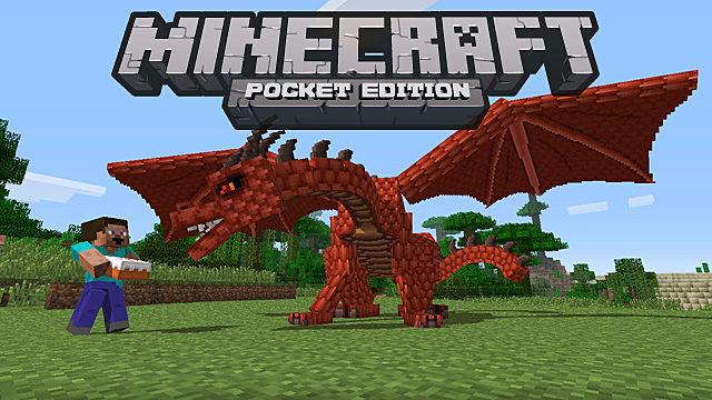 Игра Minecraft PE получила обновление до версии 1.7.0