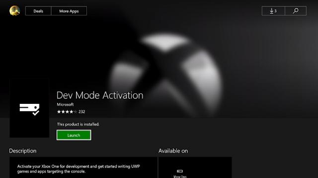 Обнаружен способ запуска приложений Win32 на Xbox One