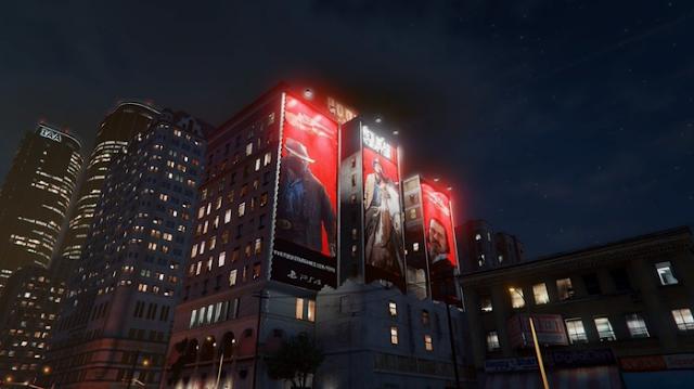 Rockstar начала активную рекламную кампанию Red Dead Redemption 2 по всему миру