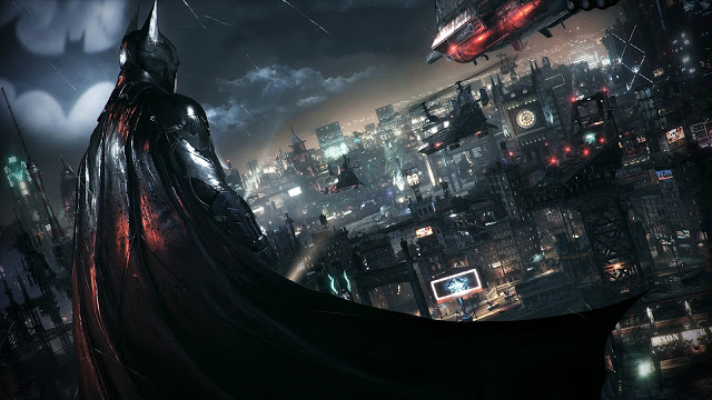 Слух: На X018 представят новую игру про Бэтмена от Rocksteady
