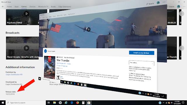 Слух: Релиз бесплатной версии War Thunder на Xbox One состоится 23 октября