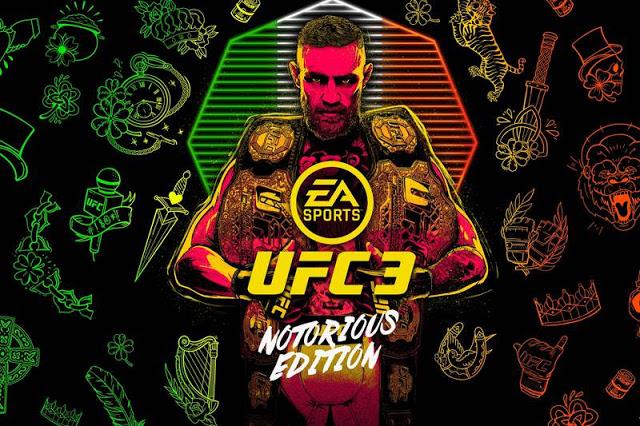 EA выпустила специальное издание UFC 3 перед боем МакГрегора и Хабиба
