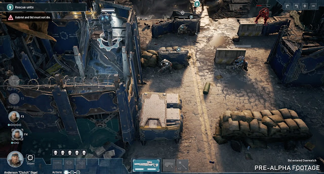 Gears Tactics выйдет на Xbox One, если будет успешен на PC