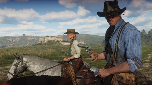 Red Dead Redemption 2 будет работать в нативном режиме 4K на Xbox One X