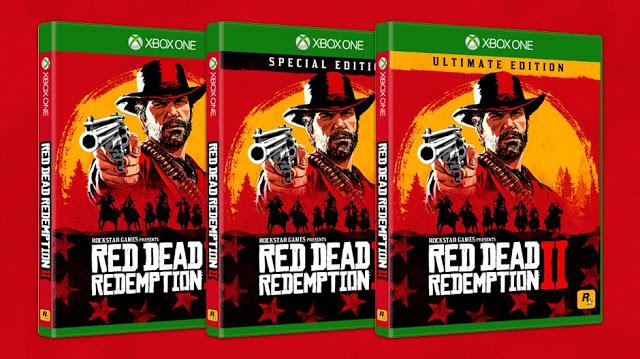 Дисковые версии Red Dead Redemption 2 задержатся с выходом в России