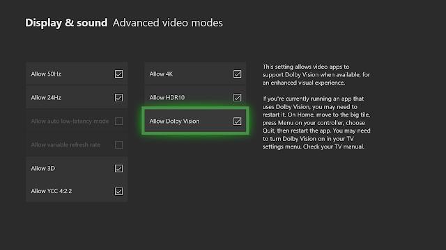 Октябрьское обновление Xbox One: список изменений