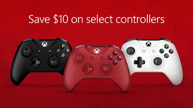 Microsoft разыгрывает красную приставку Xbox One X
