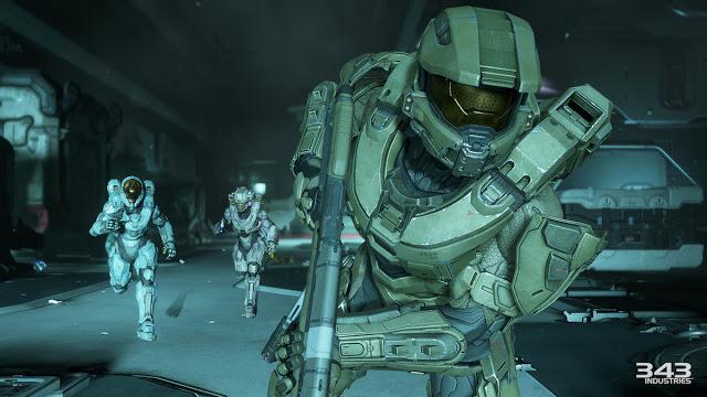 Двойной опыт и бесплатные наборы в Halo 5 на этих выходных в честь дня рождения игры
