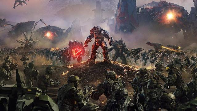 Halo Wars 2 и Conan Exiles будут доступны бесплатно на Xbox One на этих выходных