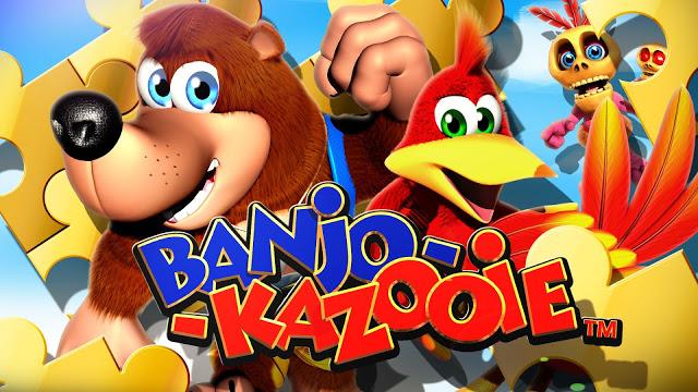 Слух: Microsoft и Nintendo готовят анонс Banjo & Kazooie на X018
