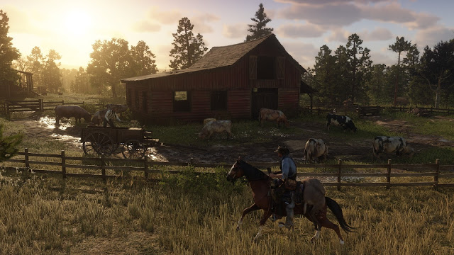Digital Foundry: Red Dead Redemption 2 лучше всего работает на Xbox One X – в реальных 4K