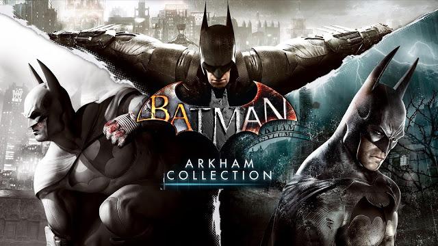 Трилогия Batman: Arkham может получить на Xbox One X поддержку 4K и HDR