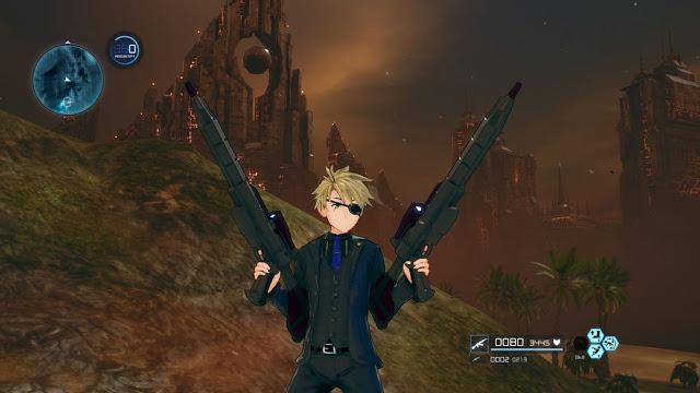 В Sword Art Online: Fatal Bullet можно поиграть бесплатно на Xbox One