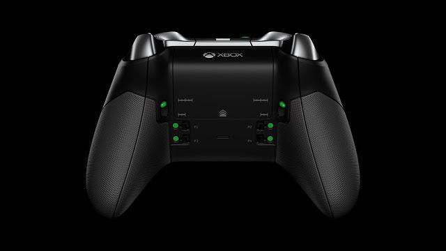 Microsoft запатентовала новую версию элитного геймпада Xbox