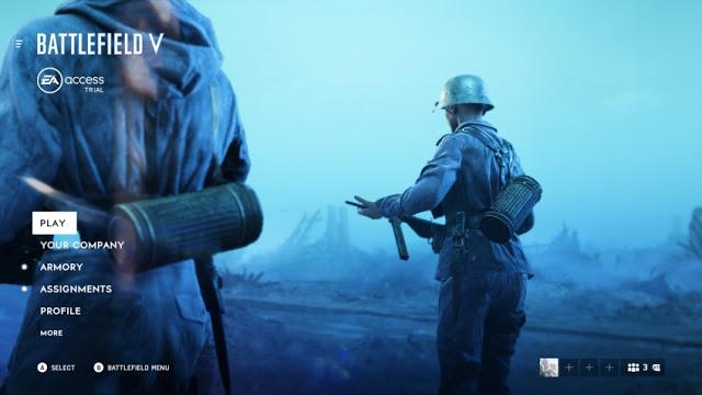 Пробная версия Battlefield 5 уже сейчас доступна в EA Access