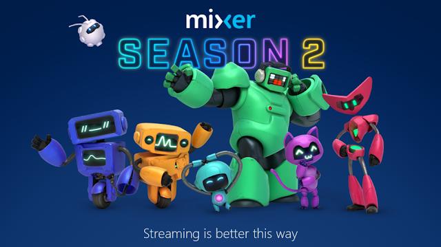 Стриминговый сервис Mixer получит массу новых функций