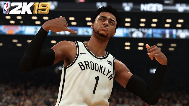 NBA 2K19 будет доступна бесплатно на Xbox One на этих выходных