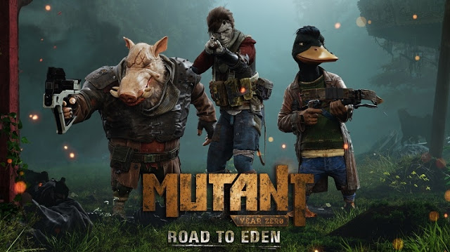 Игра Mutant Year Zero будет добавлена в подписку Xbox Game Pass 4 декабря