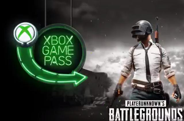 X018: Игра PUBG добавлена в список бесплатных проектов в Xbox Game Pass