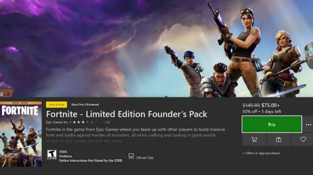 Корзина и список желаемого скоро станут доступны в магазине Xbox