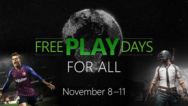Мультиплеер на Xbox One доступен всем бесплатно на этих выходных
