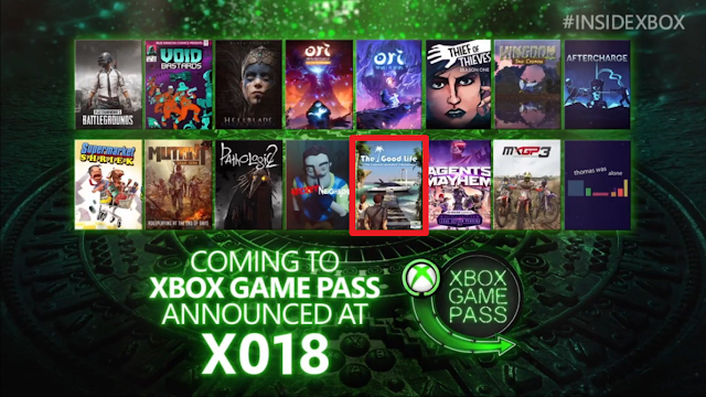 Microsoft на X018 ошиблась с игрой, которую предлагает бесплатно по Xbox Game Pass
