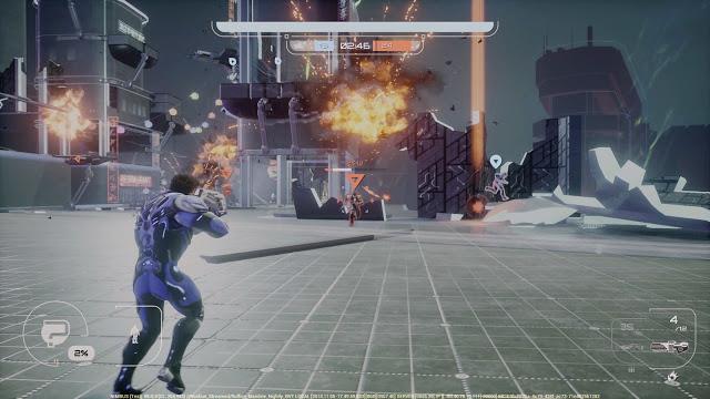 Новые подробности Crackdown 3: сюжет, облачные технологии, FPS