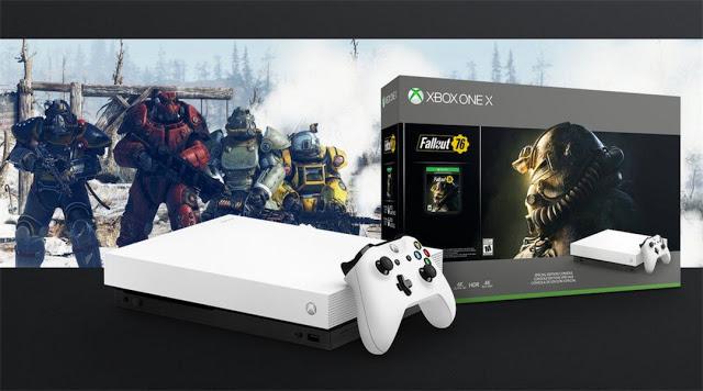"""Стартовала распродажа Xbox One X на """"Черную пятницу"""" в России"""